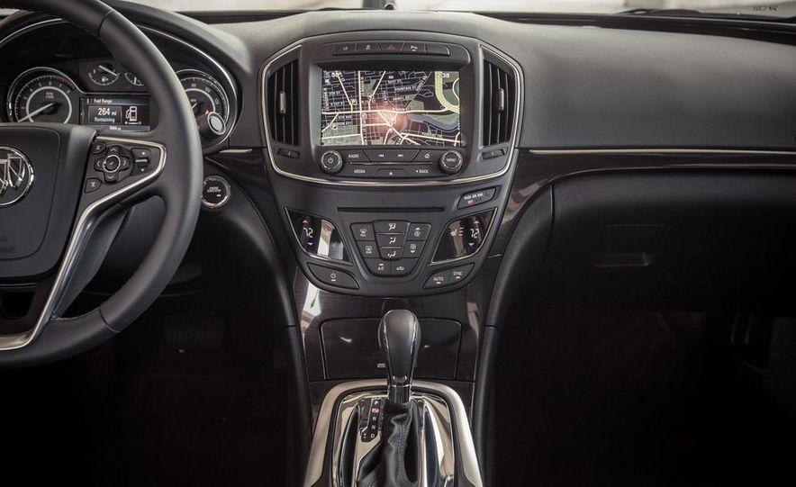 2014 Buick Regal GS AWD - Slide 55