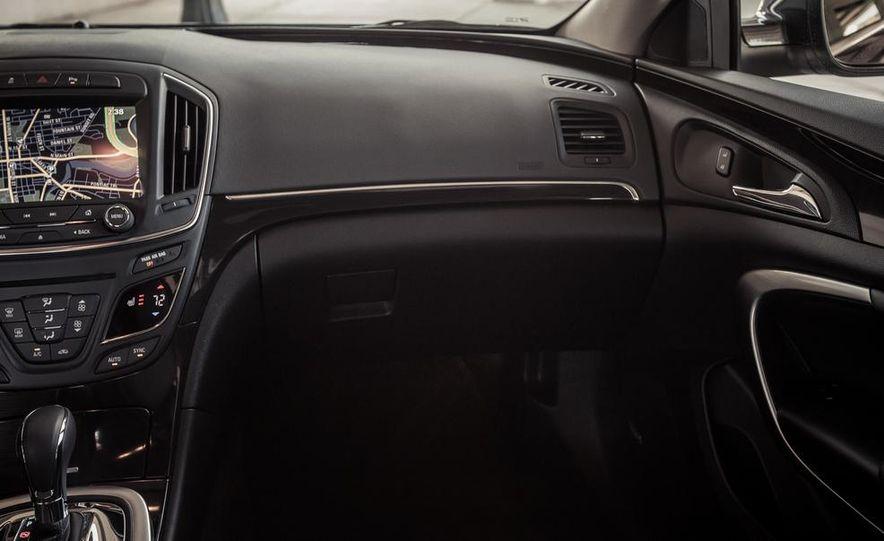 2014 Buick Regal GS AWD - Slide 56