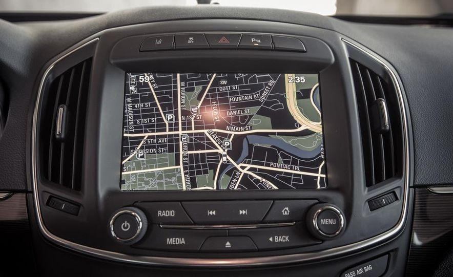 2014 Buick Regal GS AWD - Slide 60