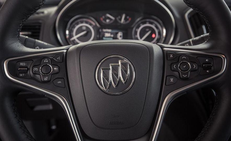 2014 Buick Regal GS AWD - Slide 57