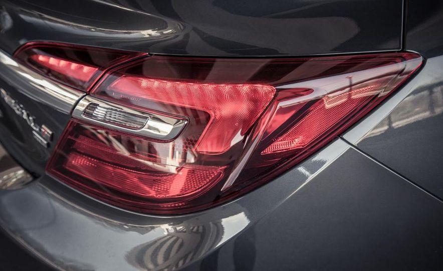 2014 Buick Regal GS AWD - Slide 44