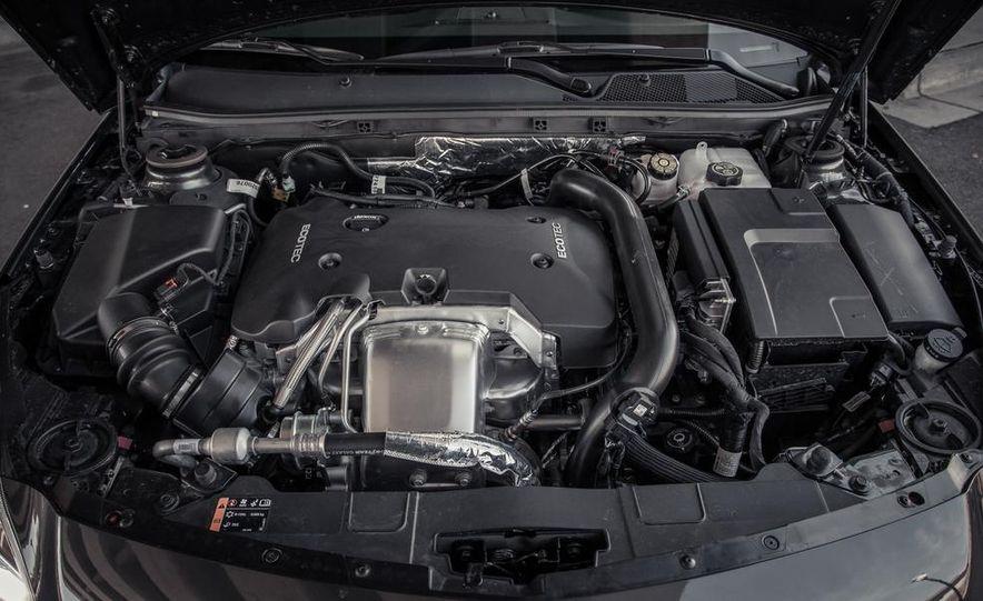 2014 Buick Regal GS AWD - Slide 66