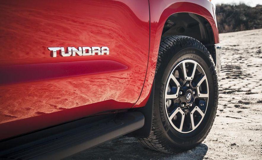 2014 Toyota Tundra Limited - Slide 29