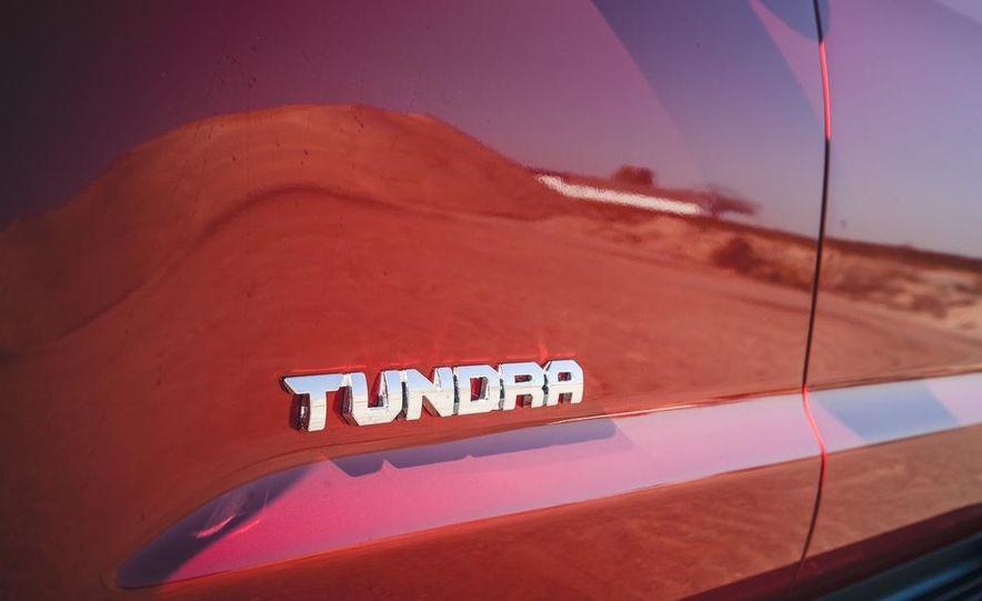 2014 Toyota Tundra Limited - Slide 32
