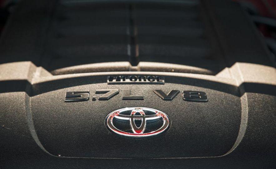 2014 Toyota Tundra Limited - Slide 53
