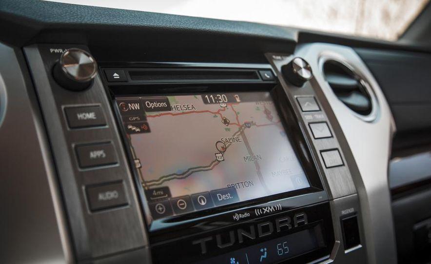 2014 Toyota Tundra Limited - Slide 43