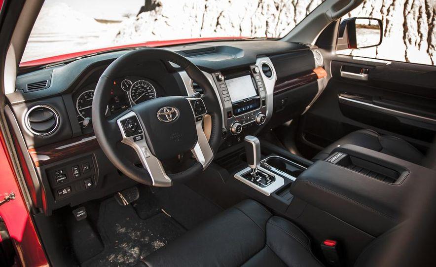 2014 Toyota Tundra Limited - Slide 34