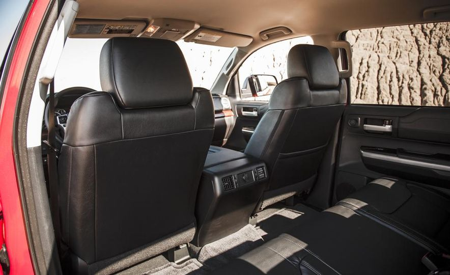 2014 Toyota Tundra Limited - Slide 38