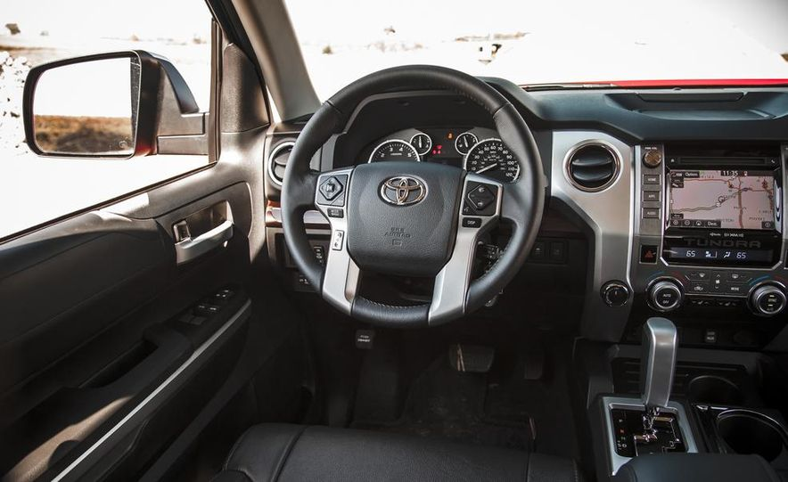 2014 Toyota Tundra Limited - Slide 40
