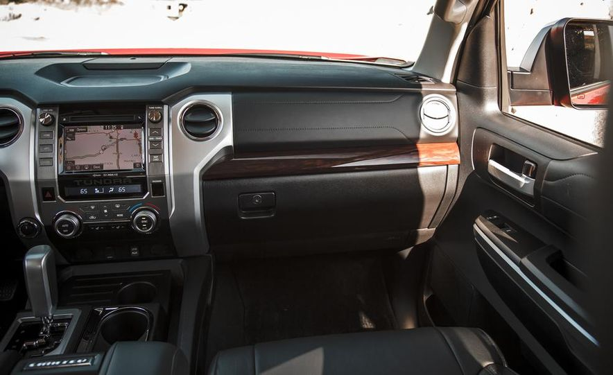 2014 Toyota Tundra Limited - Slide 41