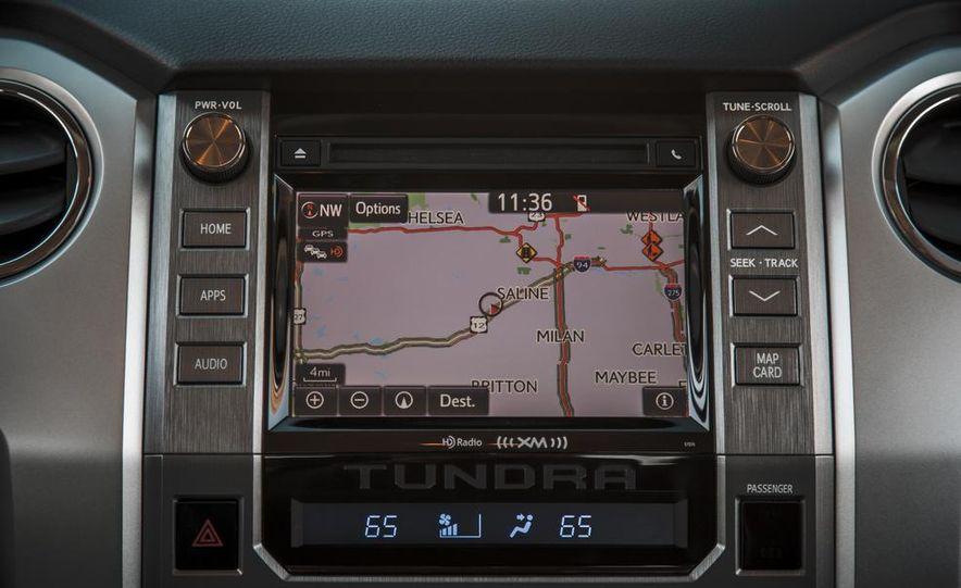 2014 Toyota Tundra Limited - Slide 44
