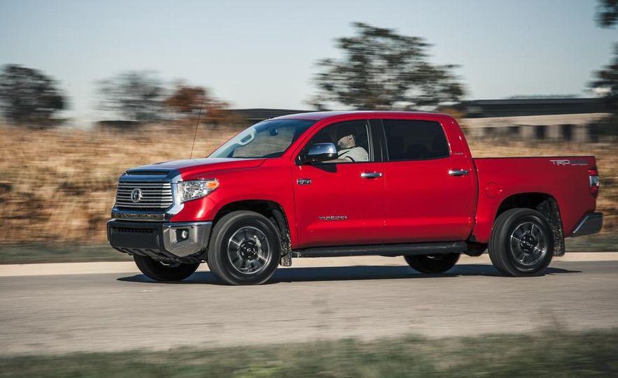 2014 Toyota Tundra Limited - Slide 3
