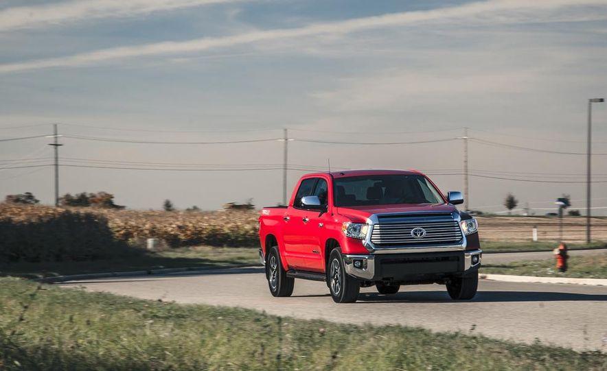 2014 Toyota Tundra Limited - Slide 4