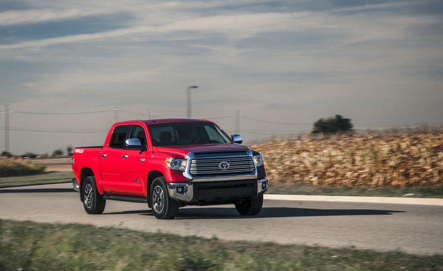 2014 Toyota Tundra Limited - Slide 5