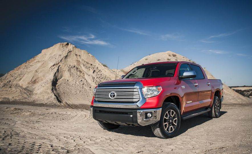 2014 Toyota Tundra Limited - Slide 14
