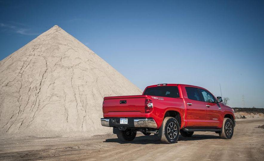 2014 Toyota Tundra Limited - Slide 20