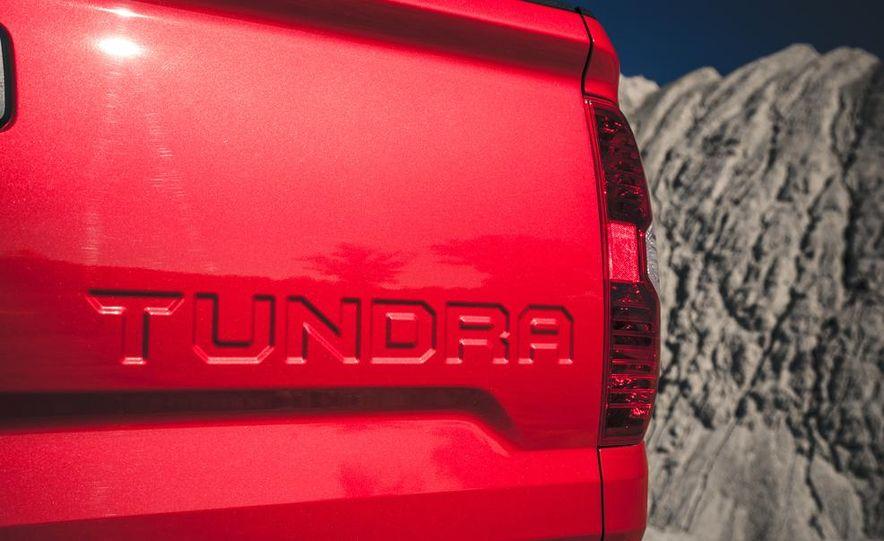 2014 Toyota Tundra Limited - Slide 27