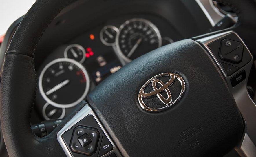 2014 Toyota Tundra Limited - Slide 46