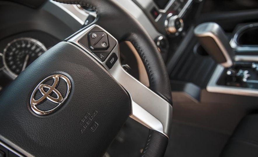 2014 Toyota Tundra Limited - Slide 47