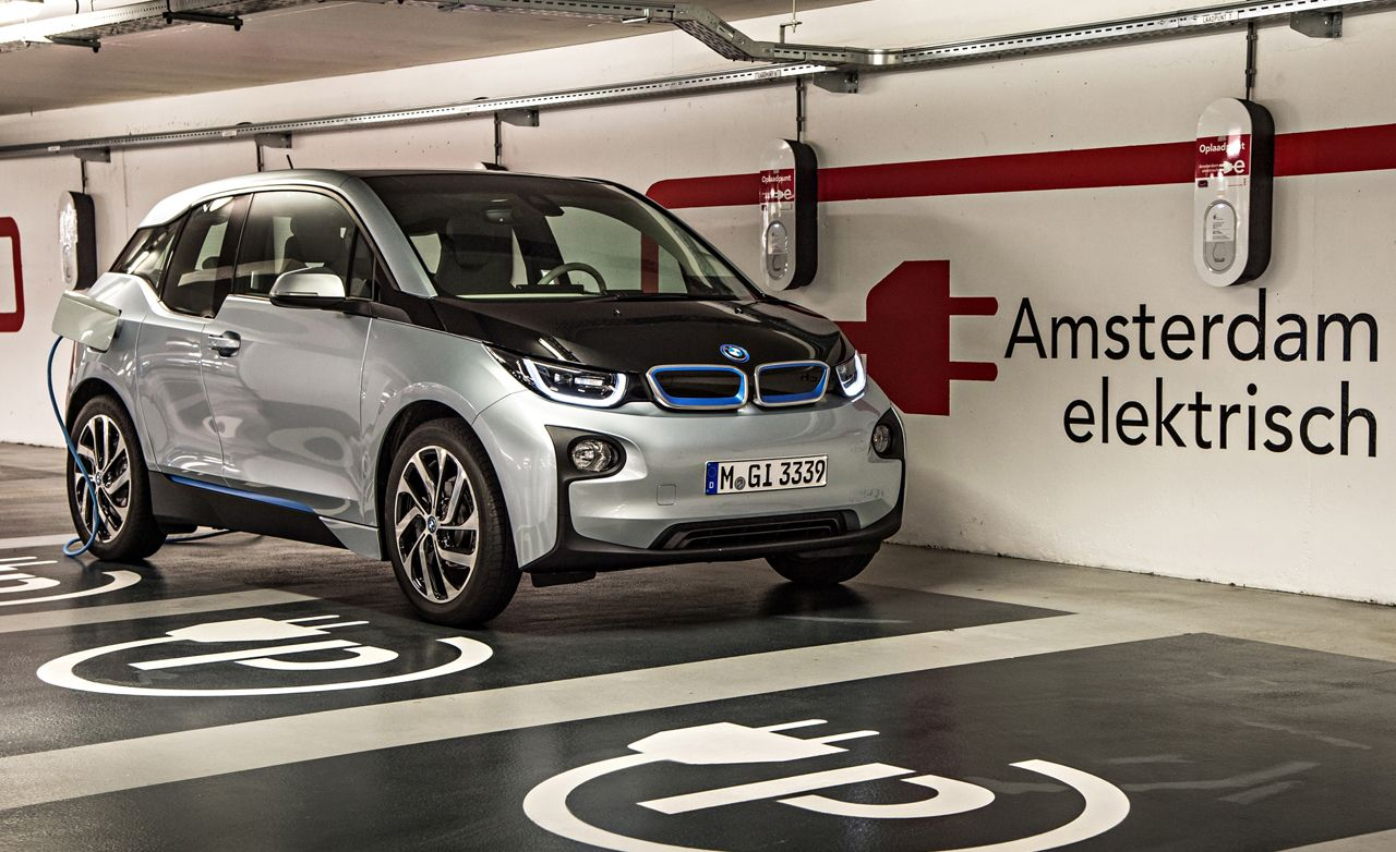 2014 Bmw I3 Prototype First Drive Review Car And Driver