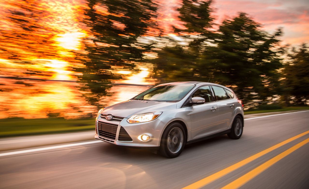 2016 Ford Focus Sedan 10 Liter Turbo Automatic Test Review Car 2014 Transmission Slipping And Driver