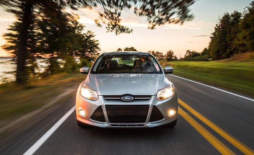 2014 Ford Focus SE and 2014 Mazda 3 i Grand Touring - Slide 7