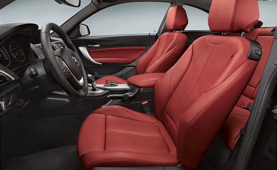 2014 BMW M235i coupe - Slide 28