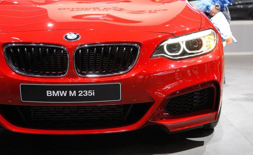 2014 BMW M235i coupe - Slide 44