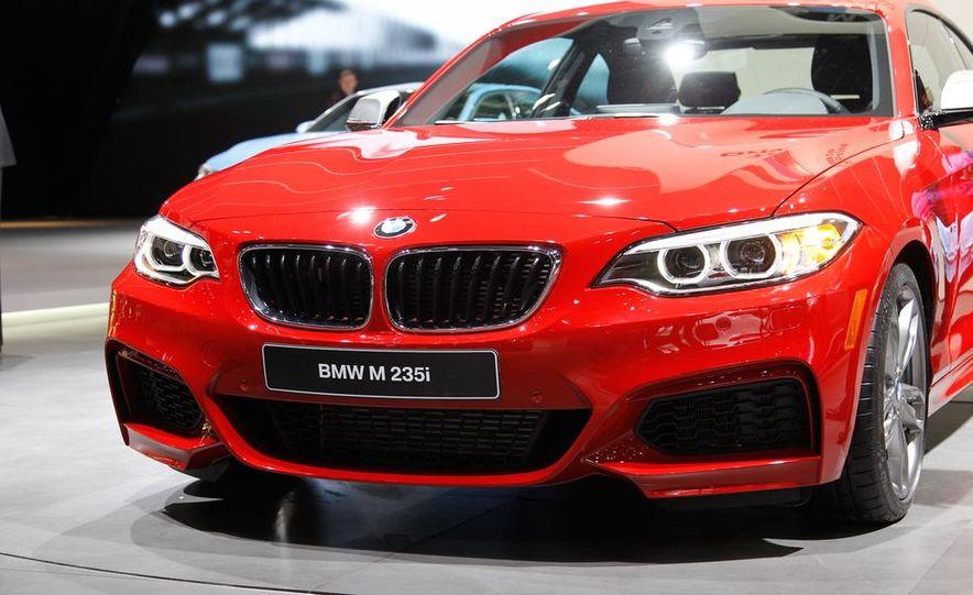 2014 BMW M235i coupe - Slide 45