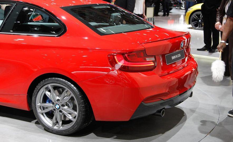 2014 BMW M235i coupe - Slide 50