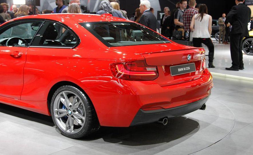 2014 BMW M235i coupe - Slide 52