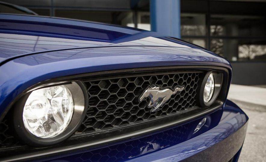 2015 Ford Mustang (artist's rendering) - Slide 79