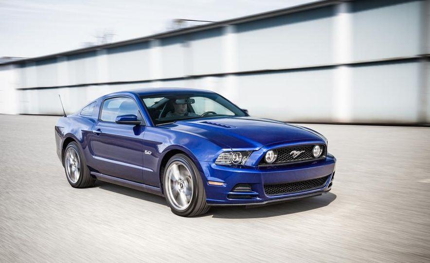 2015 Ford Mustang (artist's rendering) - Slide 68