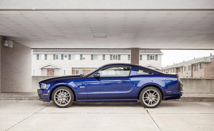2015 Ford Mustang (artist's rendering) - Slide 74