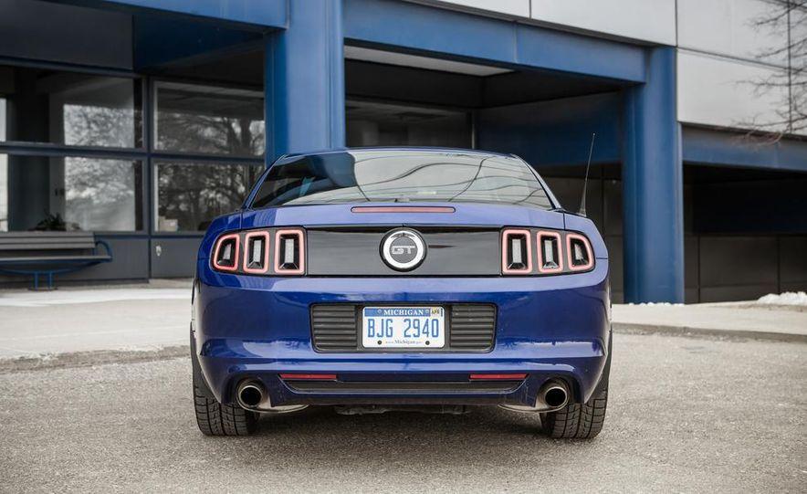 2015 Ford Mustang (artist's rendering) - Slide 76