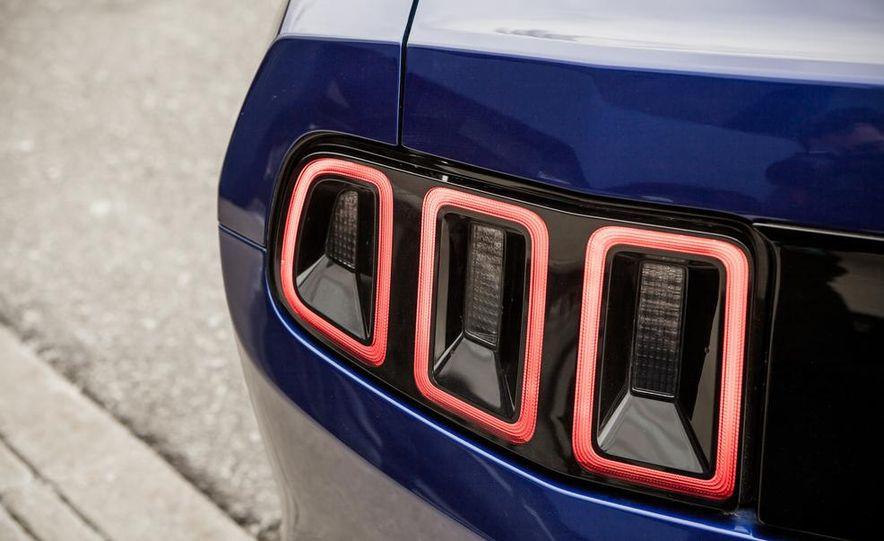 2015 Ford Mustang (artist's rendering) - Slide 83