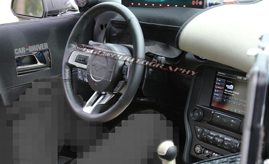 2015 Ford Mustang (artist's rendering) - Slide 6