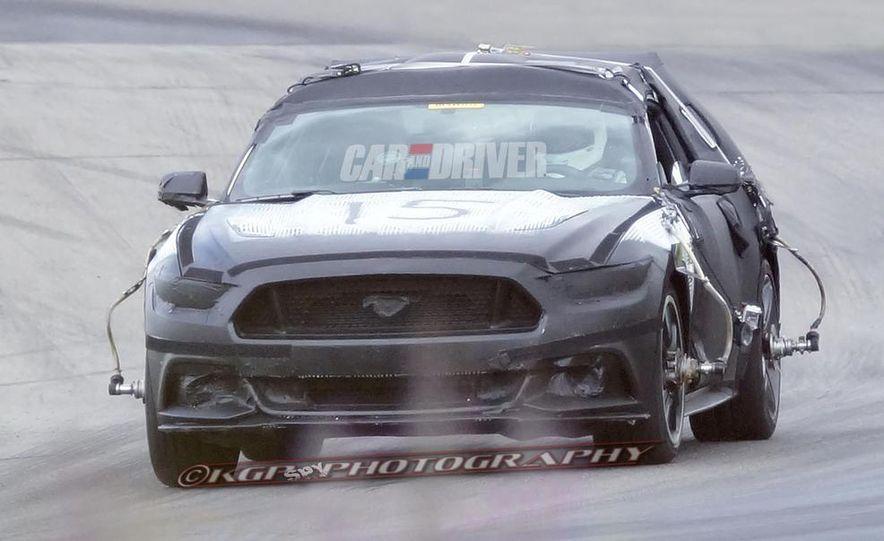 2015 Ford Mustang (artist's rendering) - Slide 22