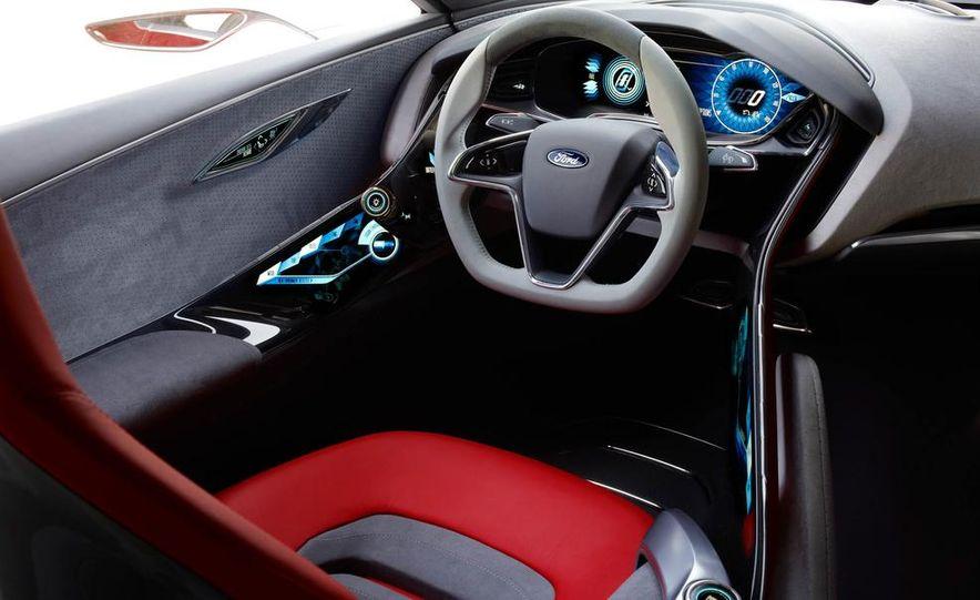 2015 Ford Mustang (artist's rendering) - Slide 65