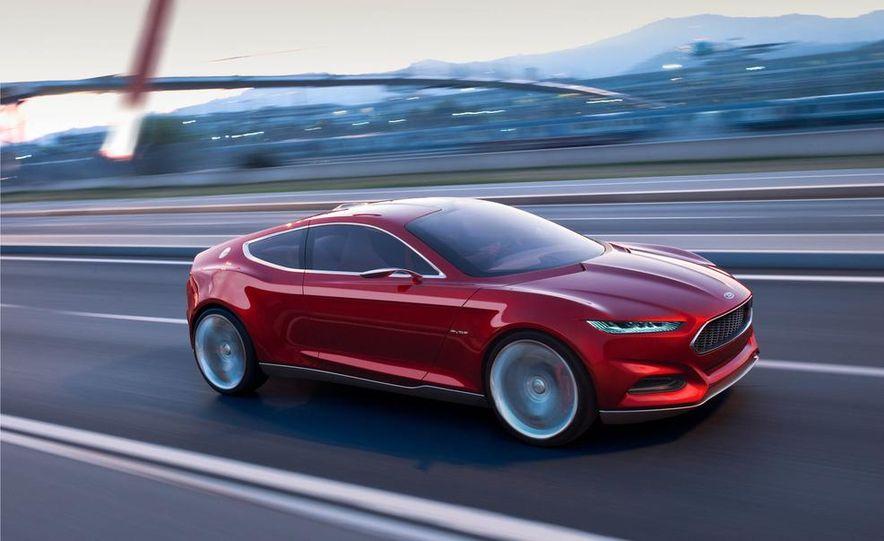 2015 Ford Mustang (artist's rendering) - Slide 46