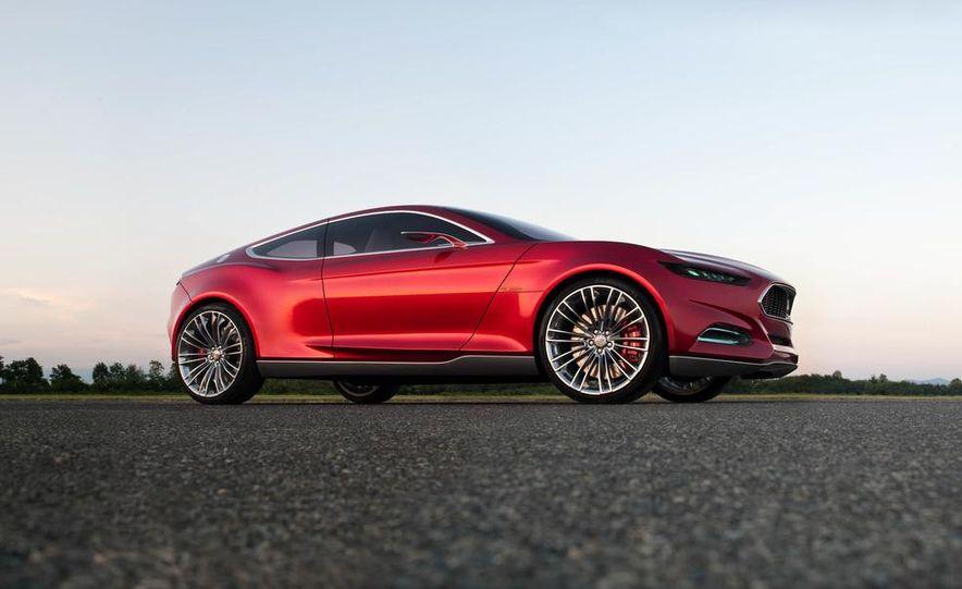 2015 Ford Mustang (artist's rendering) - Slide 51