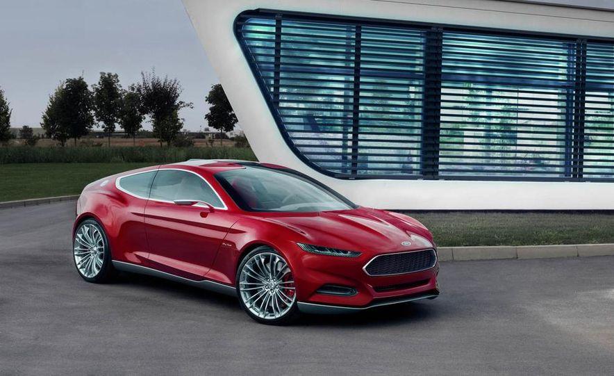 2015 Ford Mustang (artist's rendering) - Slide 52