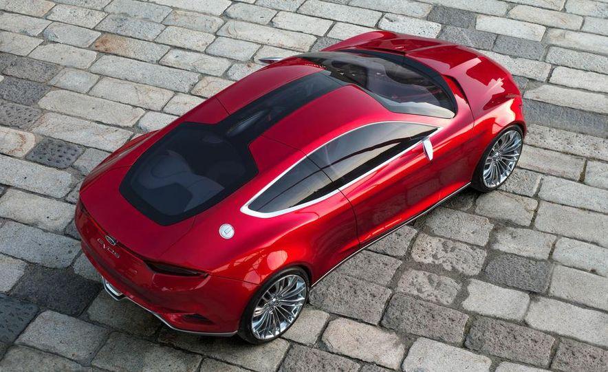 2015 Ford Mustang (artist's rendering) - Slide 56