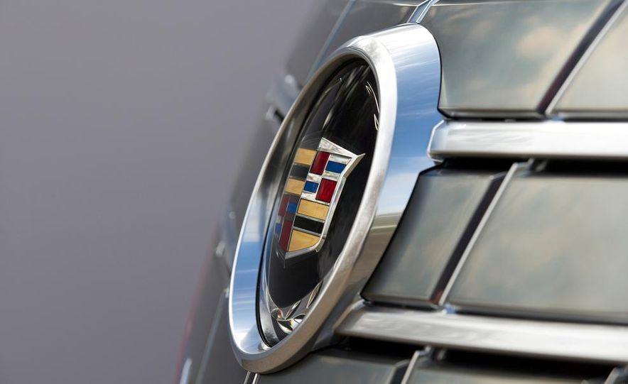 2014 Cadillac ELR - Slide 23