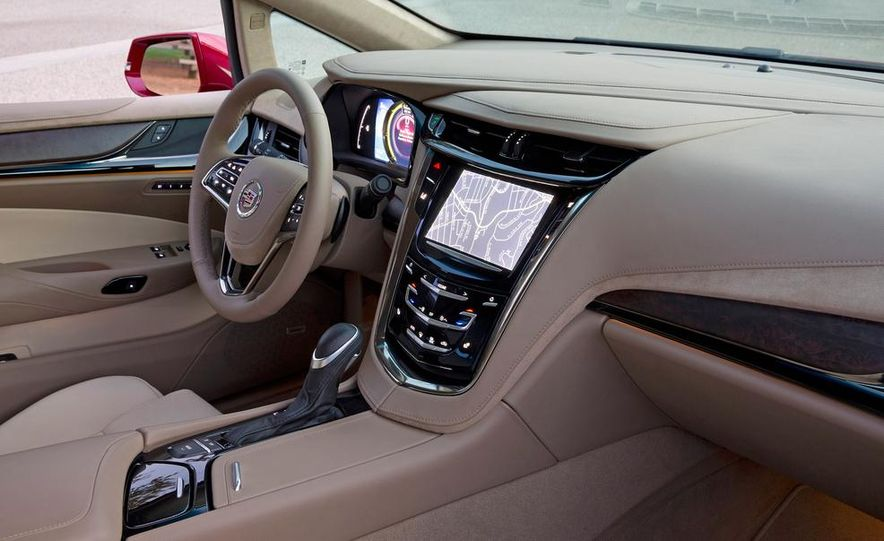 2014 Cadillac ELR - Slide 27