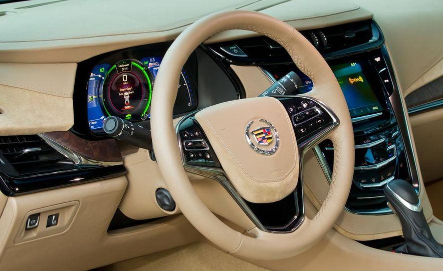 2014 Cadillac ELR - Slide 31