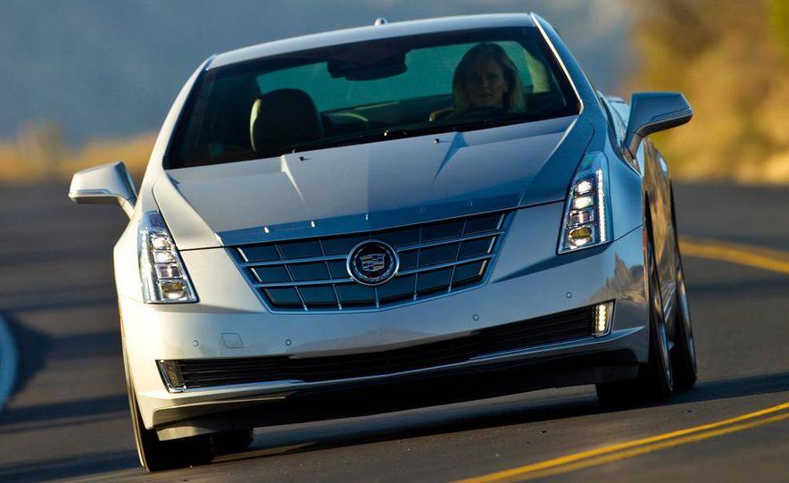 2014 Cadillac ELR - Slide 8