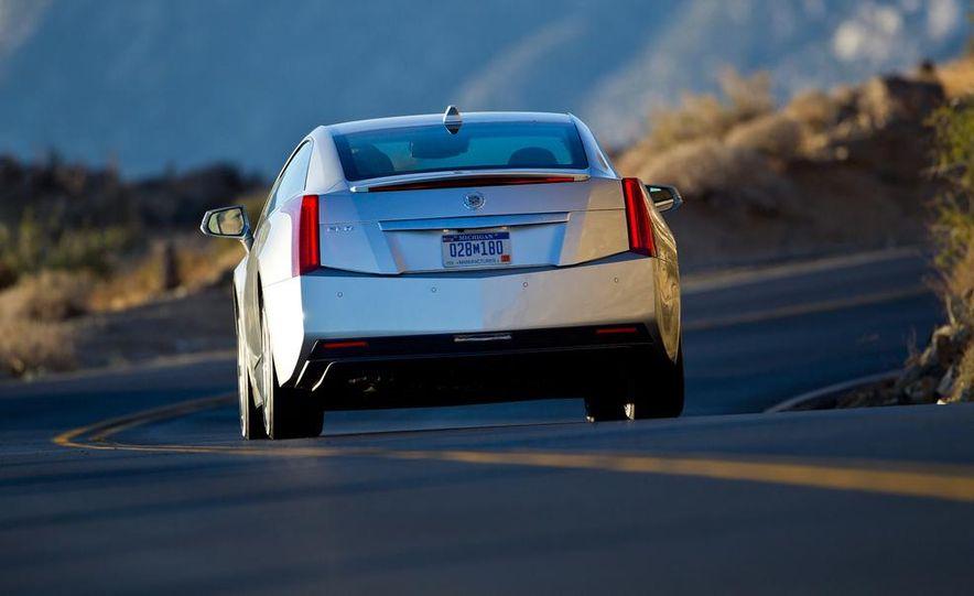 2014 Cadillac ELR - Slide 12