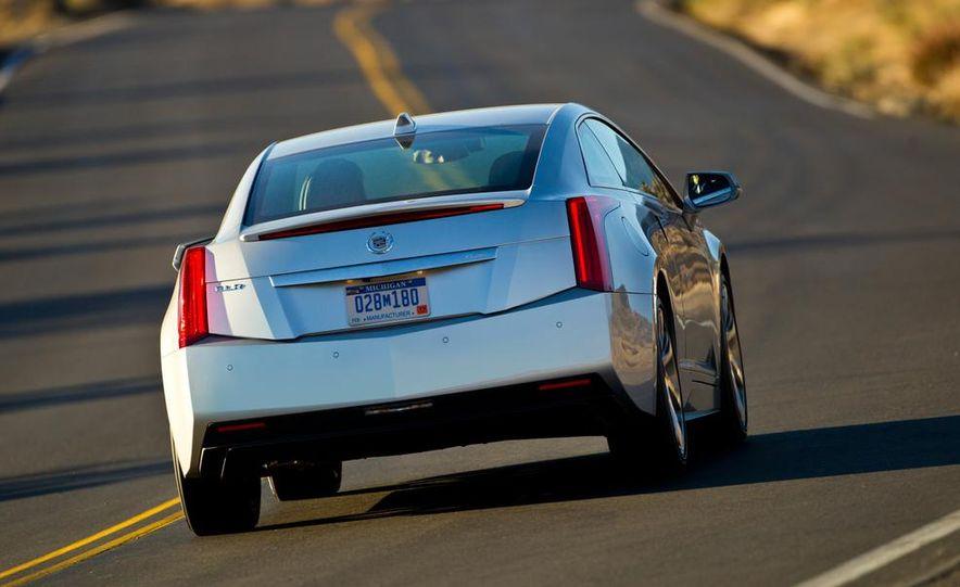 2014 Cadillac ELR - Slide 13