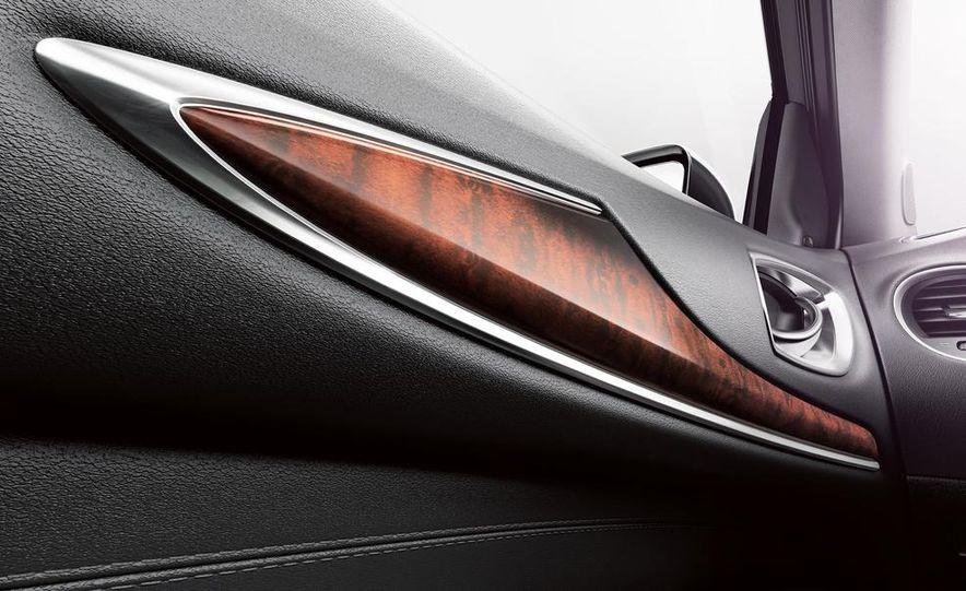 2014 Infiniti QX60 hybrid - Slide 31